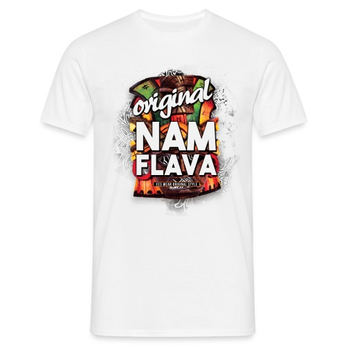 original NAM FLAVA - Men's T-Shirt