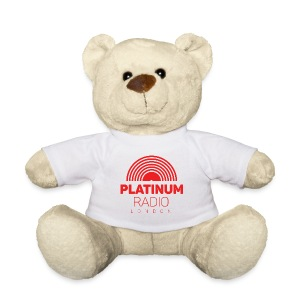 Peter Platinum Teddy - Teddy Bear