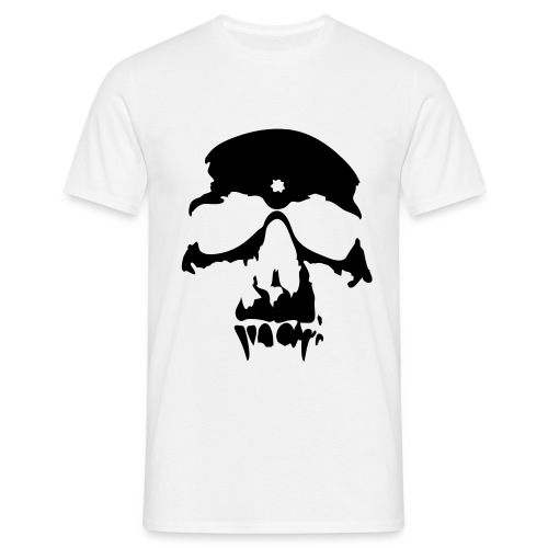 SkuLL INSANITY Basic Shirt (Short Sleeve) - Men's T-Shirt