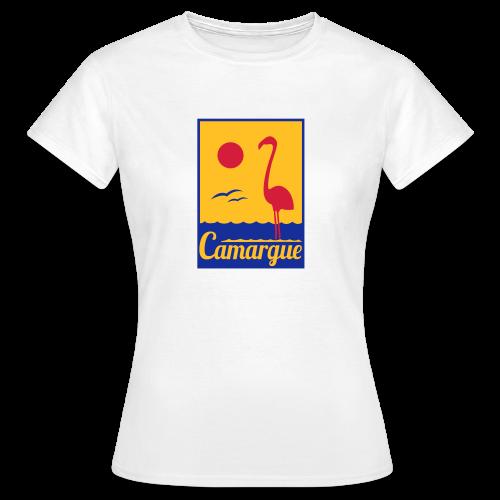 Camargue / Holiday T-shirt - Frauen T-Shirt