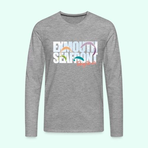 Premium men's Longsleeve T-shirt - Men's Premium Longsleeve Shirt