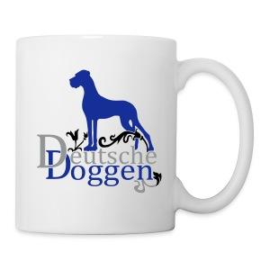 Deutsche Doggen  - Tasse