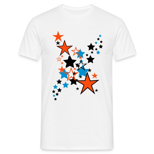 Star shirt - Herre-T-shirt