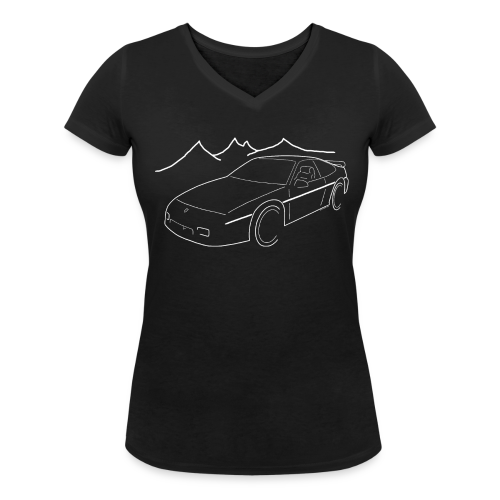 Fiero GT - Frauen Bio-T-Shirt mit V-Ausschnitt von Stanley & Stella
