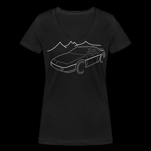 Fiero FORMULA - Frauen Bio-T-Shirt mit V-Ausschnitt von Stanley & Stella