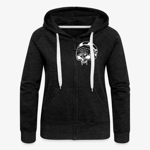 Peranurkka.net huppari naisten - Women's Premium Hooded Jacket