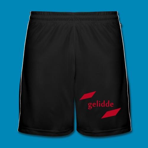 gelidde - Männer Fußball-Shorts