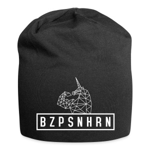 Hipster Bizepseinhorn Caps & Mützen - Jersey-Beanie