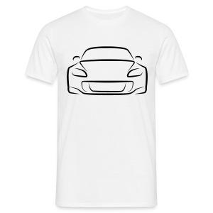 S2000 Facelift T-Shirt (Black Graphic) Mens - Men's T-Shirt