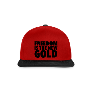 FreedomGold - Casquette snapback