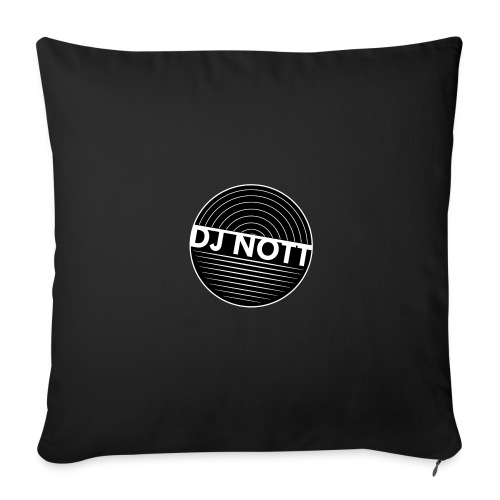 DJ Nott Sofa Pillow Cover - Sofa pillow cover 44 x 44 cm
