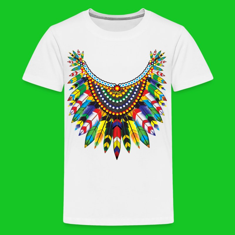 Indianentooi teenager t-shirt - Teenager Premium T-shirt