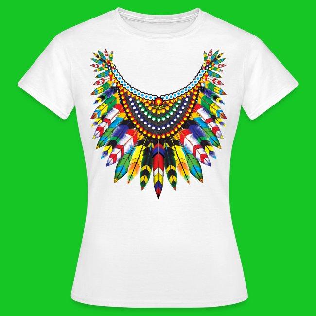 Indianentooi dames t-shirt