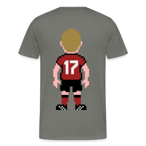 Jordan Rhodes Double Print T-shirt - Men's Premium T-Shirt