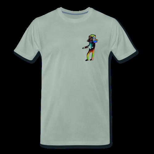 Julya van Doorn Feat. NOQ - Mannen Premium T-shirt
