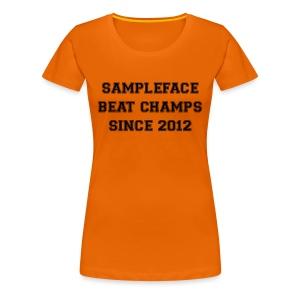 Beat Champs Women's Tee - Women's Premium T-Shirt