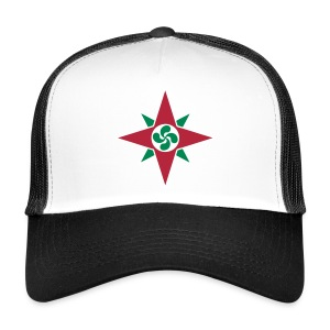 Basque star 08 - Trucker Cap