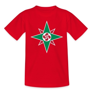 Basque star 08 - T-shirt Ado