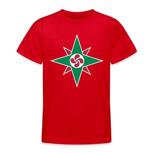 Basque star 08 - T-shirt Ado