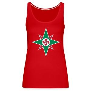 Basque star 08 - Débardeur Premium Femme