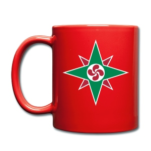 Basque star 08 - Tasse en couleur