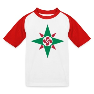 Basque star 08 - T-shirt baseball Enfant