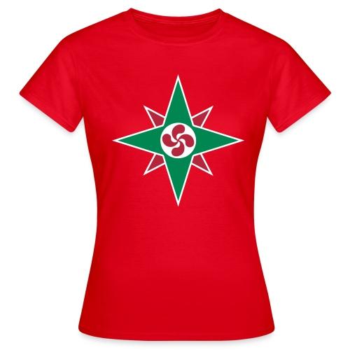 Basque star 08 - T-shirt Femme