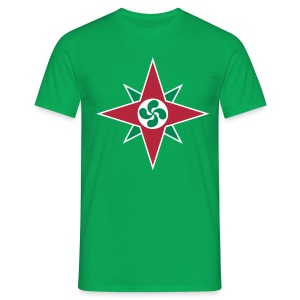 Basque star 08 - T-shirt Homme