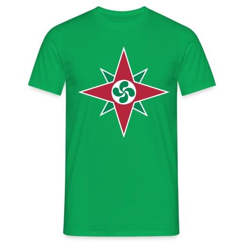 Basque star 08 - T-shirt Homme
