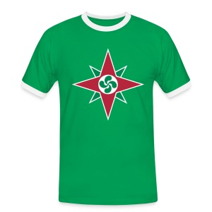 Basque star 08 - T-shirt contraste Homme