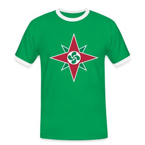 Basque star 08 - T-shirt contrasté Homme