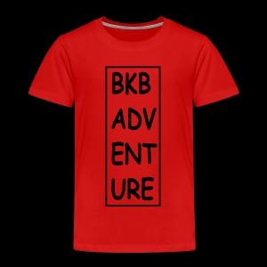 Kinder Premium-Shirt, Digitaldirektdruck - Kinder Premium T-Shirt