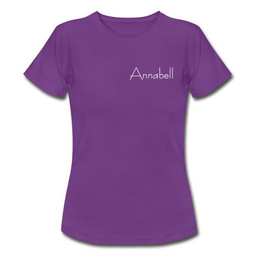 Annabell - Frauen T-Shirt