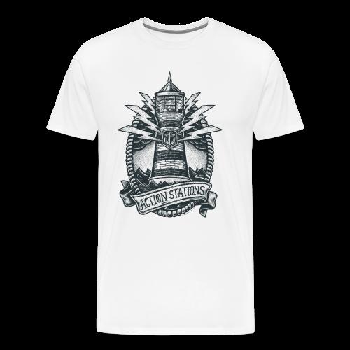 Lighthouse Collection - Men's Premium T-Shirt - Men's Premium T-Shirt
