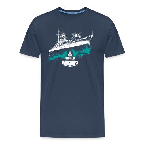 Ship Collection - Men's Premium T-Shirt - Men's Premium T-Shirt