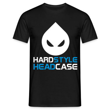 Nero Hardstyle Headcase T-shirt