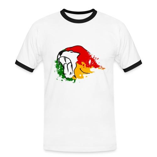 KREOL POWER - T-shirt contrasté Homme