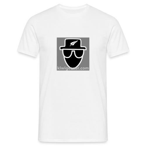 kiwigeezer.com t-shirt 2 - Men's T-Shirt