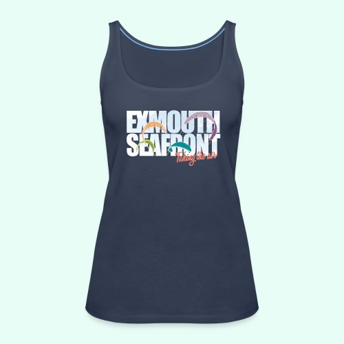 Ladies Premuim Tank Top - Women's Premium Tank Top