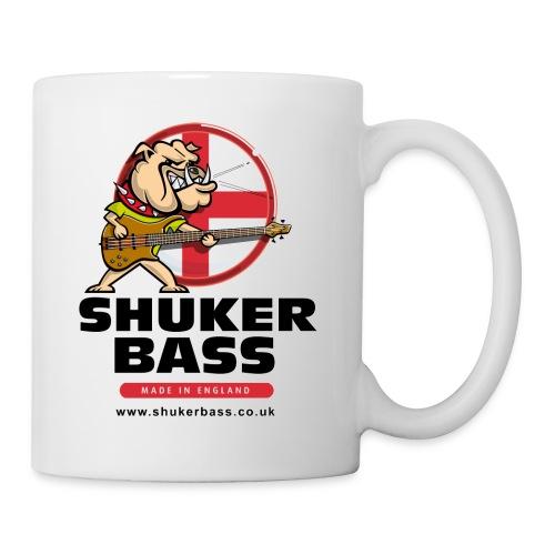 Shuker Bulldog Mug - Mug