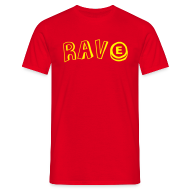 T-Shirts ~ Men's T-Shirt ~ Rave with an E