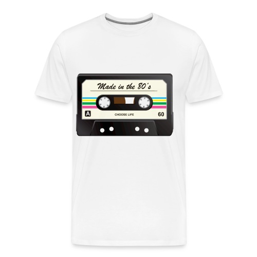 Made in the 80s - Men's Premium T-Shirt