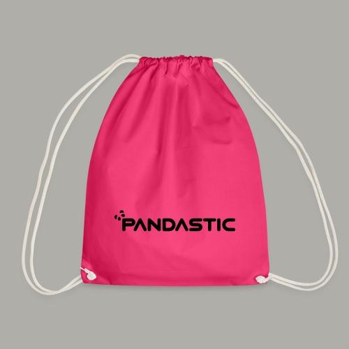 Pandastic Bag Pink - Turnbeutel