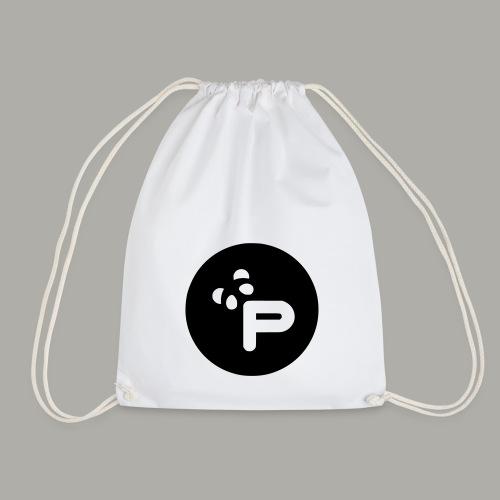 Pandastic Bag White - Turnbeutel