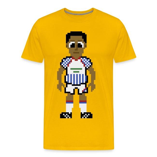 Gordon Tucker Pixel Art T-shirt