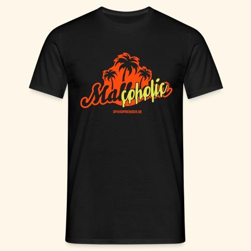 Malcoholic - Männer T-Shirt