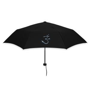 OM (silver) - Umbrella - Regenschirm (klein)