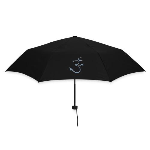 OM (matte silver) - Umbrella - Regenschirm (klein)