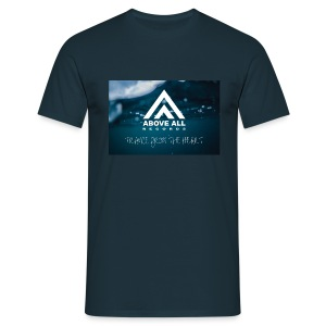 Trance from the heart - Men's T-Shirt