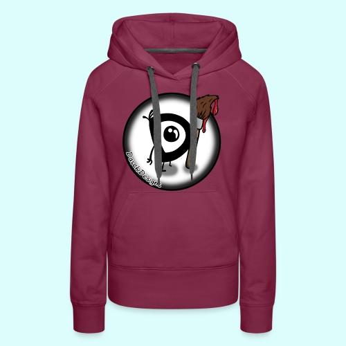 DaschiDesigns Fan-Hoodie für Frauen - Frauen Premium Hoodie